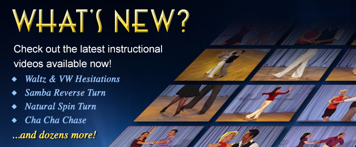 Check out our ;atest instructional videos!